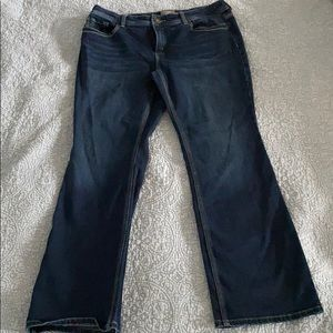 Chico's So Slimming Jeans Size 1.5 Petite (10P)